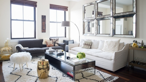 8 Paint Colors That Reduce Stress | StyleCaster