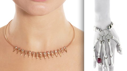 Would You Rather: Halloween-Inspired Fine Jewelry Edition | StyleCaster