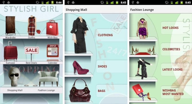 best fashion style apps for android stylish girl 120619 5 Killer Apps To Help You Organize Your Closet
