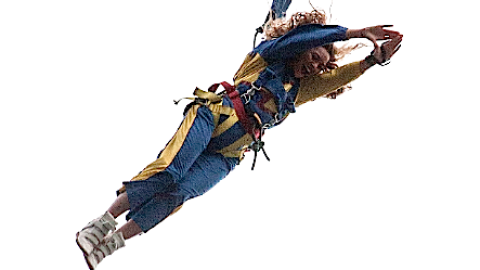 Beyoncé Goes Base Jumping in Isabel Marant Sneaker Wedges | StyleCaster