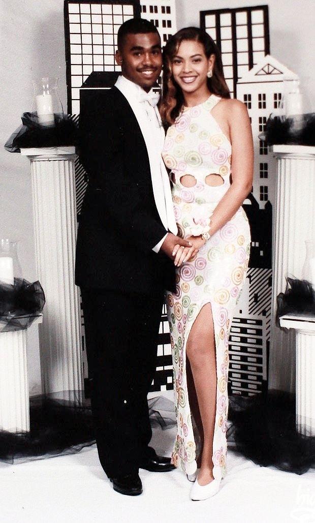 beyonce prom photo