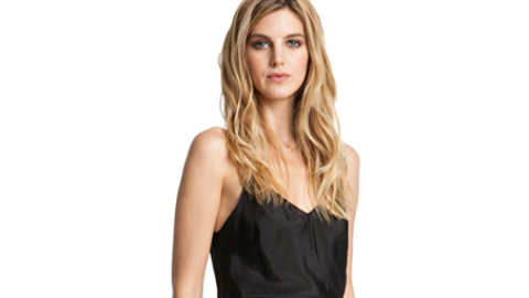 Want: The Perfect Slinky Silk Cami (And It's Less Than $50)   StyleCaster