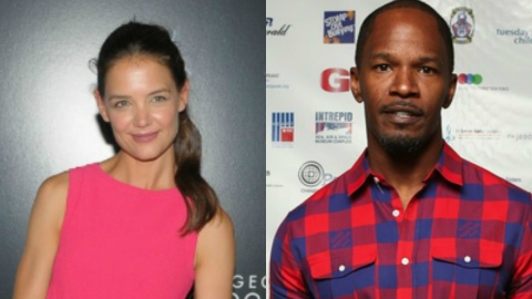 Katie Holmes And Jamie Foxx Are Rumored To Be Dating | StyleCaster