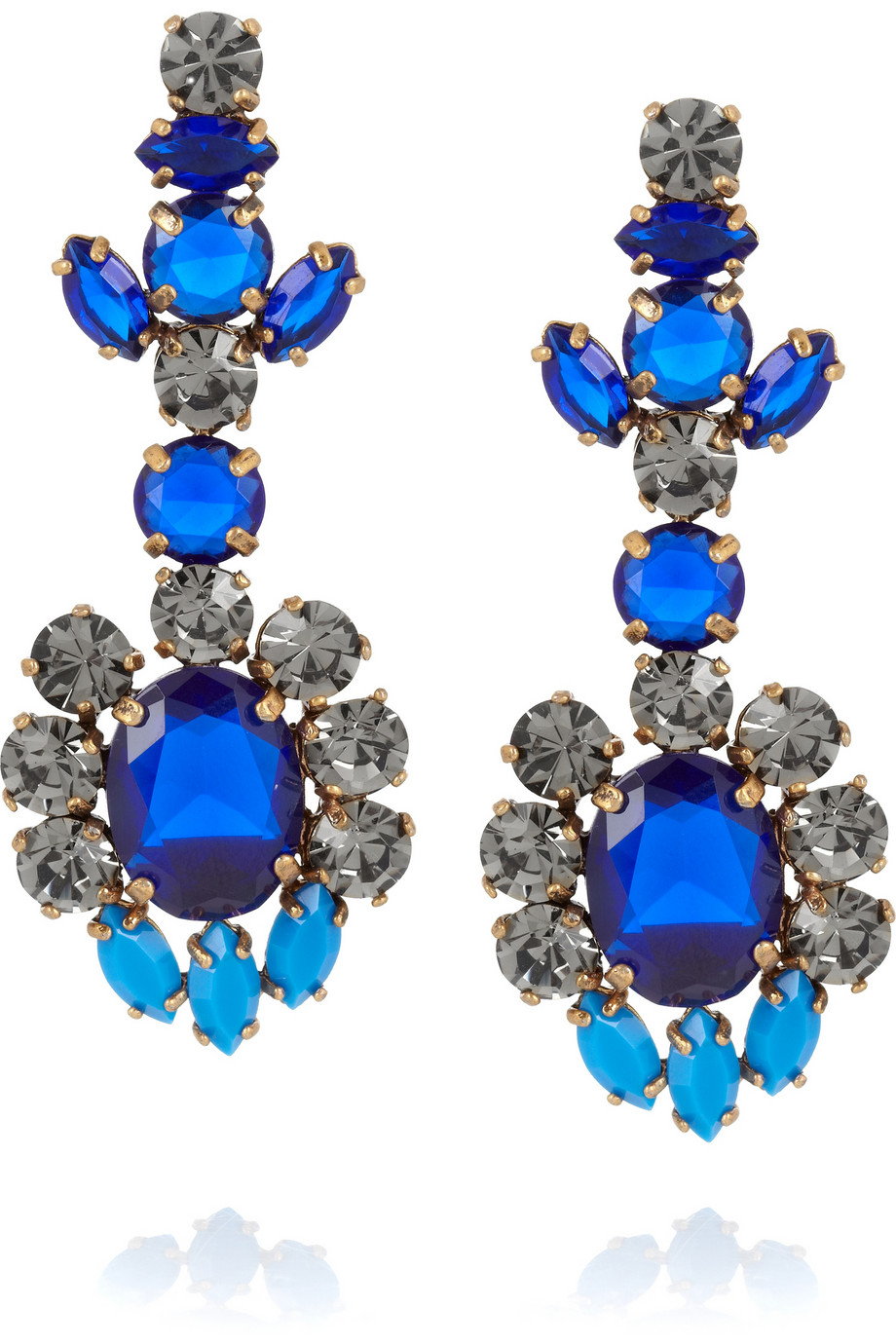 crew1 6 Pairs Of Opulent Statement Earrings To Glitz Up Any Outfit This Season