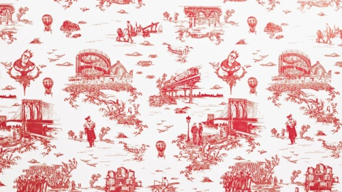 Stuff We Love: Toile Grows In Brooklyn   StyleCaster