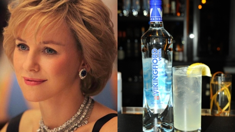 """Weekend Cocktail: Make The Windsor From the """"Diana"""" Premiere Party 