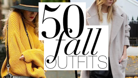 50 Fall Outfits to Copy Right Now | StyleCaster