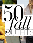 50 Fall Outfits to Copy Right Now