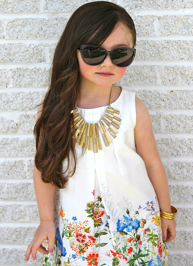fasionkids How Cute Is This: Fashion Kids Instagram Showcases Pint Sized Fashion Plates