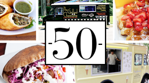 The 50 Best Food Trucks In America | StyleCaster