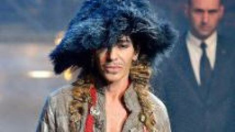 John Galliano's Tell-All Interview Will Become a Piece of Theater (With Puppets!) | StyleCaster