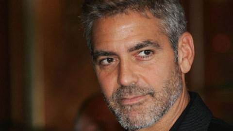 Take a Peek Inside George Clooney's Bedroom | StyleCaster