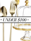 Our Favorite Gold Home Decor Accessories Under $100