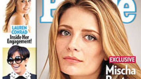 """Mischa Barton Opens Up to People Magazine: """"It Was a Full-On Breakdown"""" 