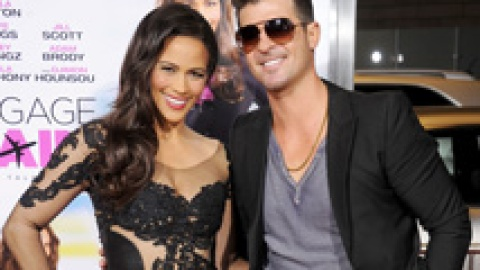 5 Reason Why Robin Thicke and Paula Patton Aren't The 'New Brangelina'   StyleCaster
