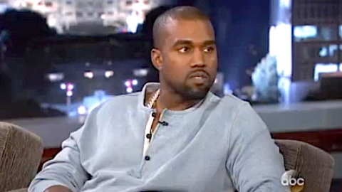 Watch: Kanye West and Jimmy Kimmel Calmly Resolve Their Twitter Feud | StyleCaster