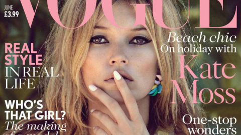 It's Happening: Kate Moss Is Now a Fashion Editor | StyleCaster