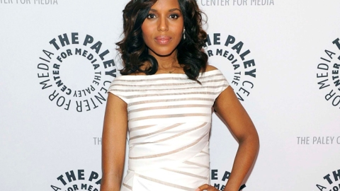 "Kerry Washington Wears Who's-Who of American Designers Leading Up to ""Scandal"" Premiere 