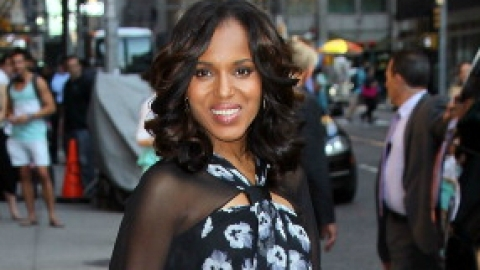 People on Twitter Really Think Kerry Washington Is Pregnant | StyleCaster