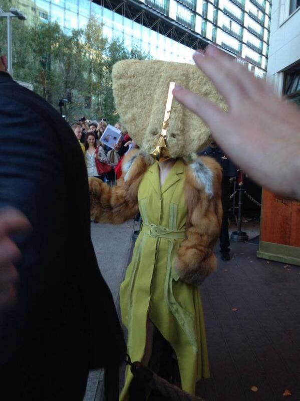 lady gaga chicken