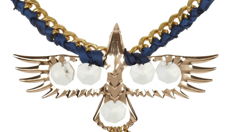 Want: A Fabulous Lulu Frost Necklace for 50% Off   StyleCaster