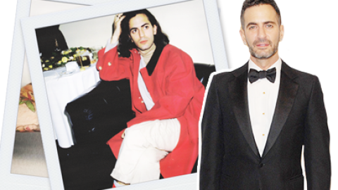#ThrowbackThursday: Marc Jacobs Looked Unbelievably Different in 1990   StyleCaster
