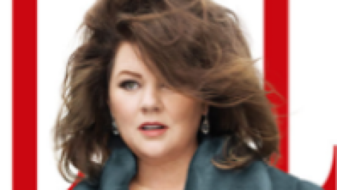 Melissa McCarthy Is All Covered-Up On Elle, Sparks Plus-Size Debate | StyleCaster