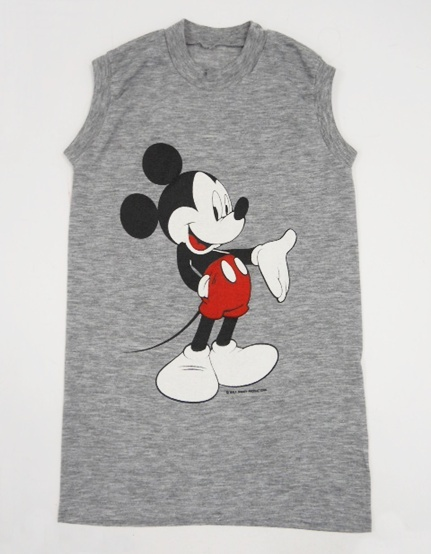 How Fashion Stars Wear Mickey Mouse Tops