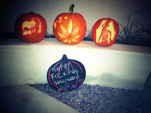 miley cyrus dirty pumpkins