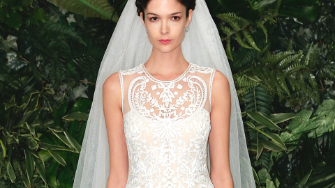 Naeem Khan's Debut Bridal Collection: All The Dreamy Dresses   StyleCaster