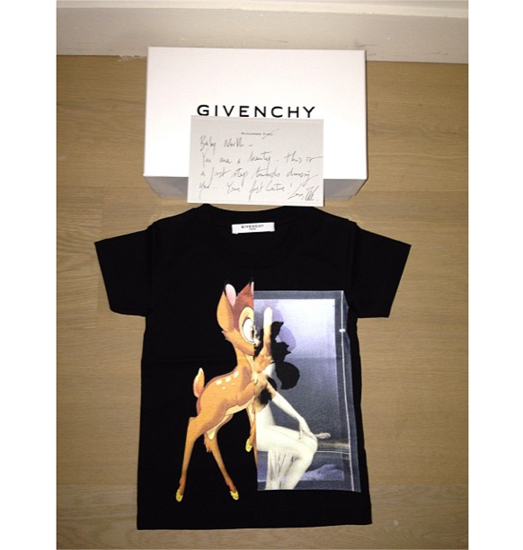 north west givenchy