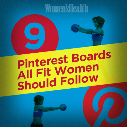 pinterest fitness