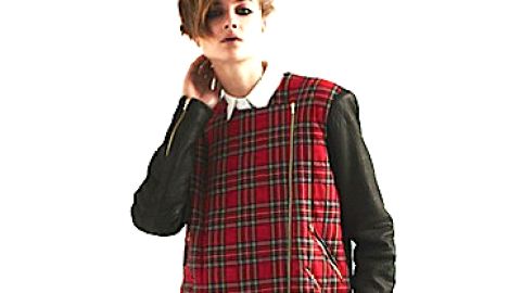 Trend Spotting: Tartan Plaid Is Having a Moment This Fall   StyleCaster