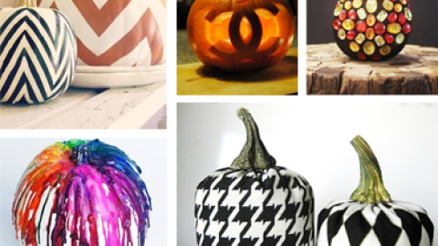 10 Fashion Pumpkins To Get Inspired By This Halloween | StyleCaster