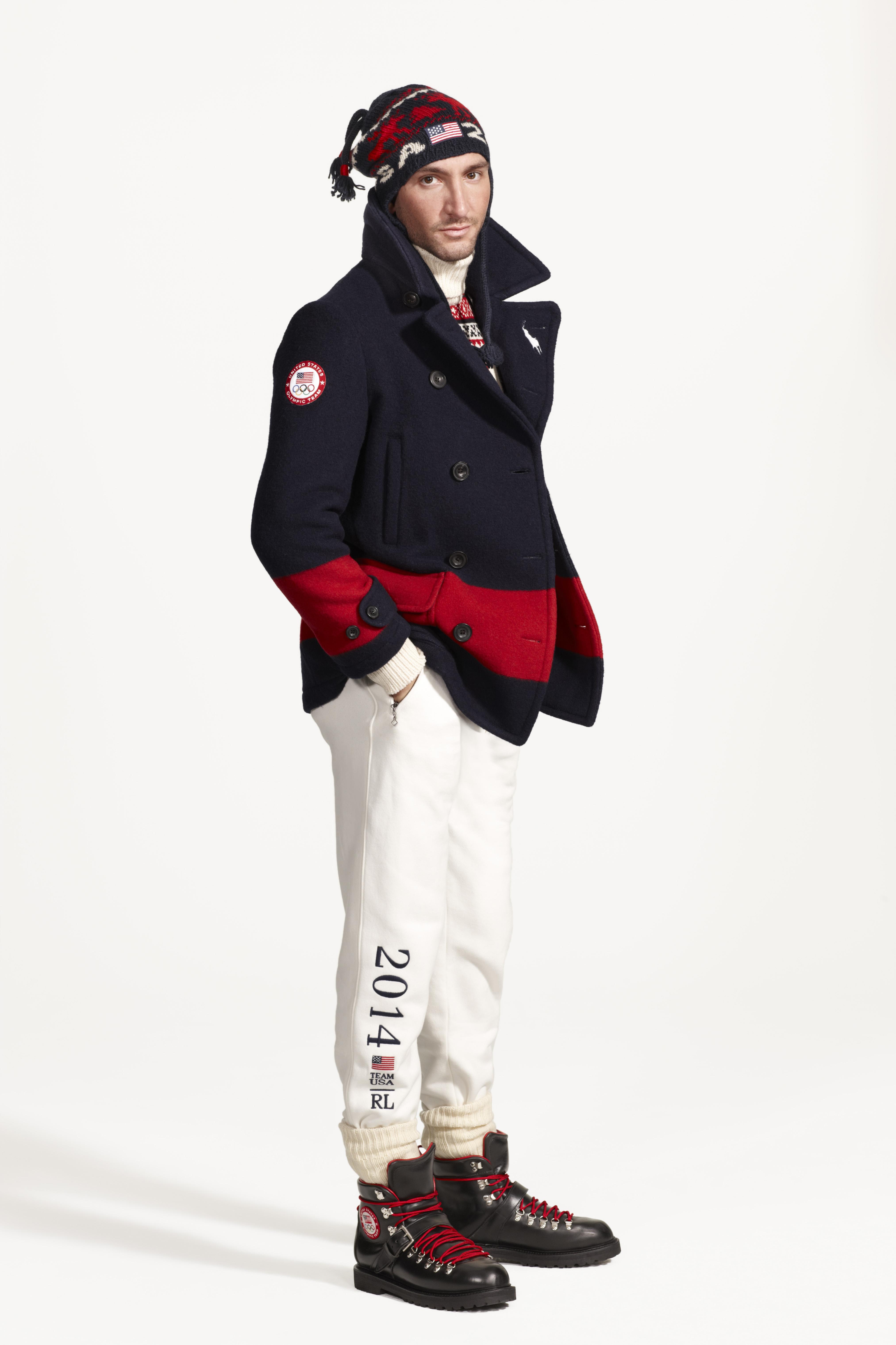 ralph lauren olympics 2014