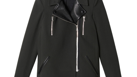 How To Wear Leather This Fall: Tips From Designer Rebecca Taylor | StyleCaster