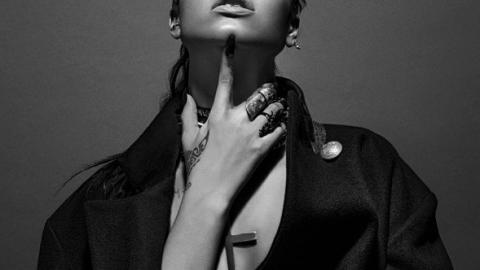 See the Stunning Photo of Rihanna Shot by Fashion Legends Inez + Vinoodh | StyleCaster