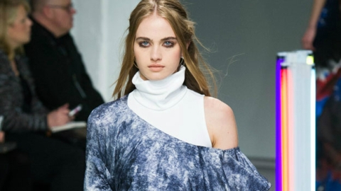 Lazy Girl's DIY: Get Rodarte's Acid-Washed Top In Minutes   StyleCaster