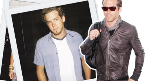 #ThrowbackThursday: See Ryan Reynolds Way Before He Married Blake Lively   StyleCaster