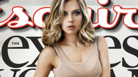 Scarlett Johansson Named Esquire's Sexiest Woman Alive (Again) | StyleCaster