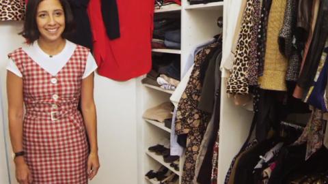 Peek Inside W Magazine's Karla Martinez de Salas' Closet | StyleCaster