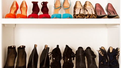 How to Organize Your Closet (It's Easier Than You Think!)   StyleCaster