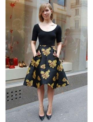 skirt with pockets stylesightings