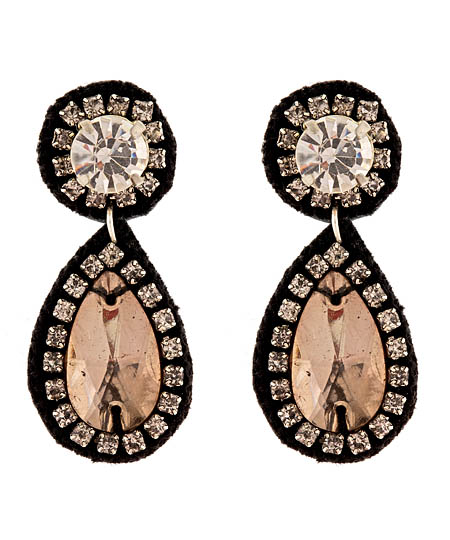 statement earrings 6 Pairs Of Opulent Statement Earrings To Glitz Up Any Outfit This Season