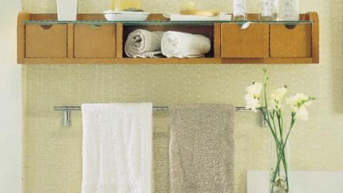 5 Creative Bathroom Storage Ideas | StyleCaster