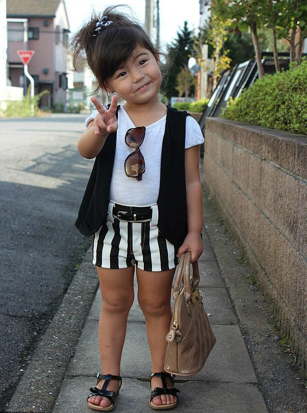 stylish kids How Cute Is This: Fashion Kids Instagram Showcases Pint Sized Fashion Plates