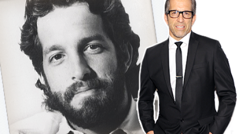 #ThrowbackThursday Exclusive: See What Designer Kenneth Cole Looked Like in 1985   StyleCaster