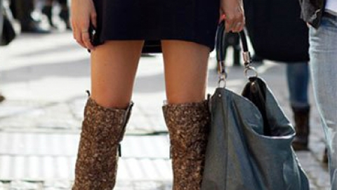 How To Wear Thigh-High Boots: 5 Tips for Looking Totally Chic, Not Totally Cheap | StyleCaster