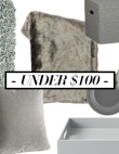 Our Favorite Gray Home Decor Accessories Under $100