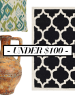 Our Favorite Morrocan-Inspired Home Decor Accessories Under $100